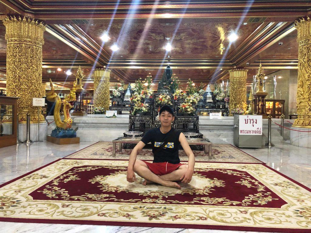 タイとよしき