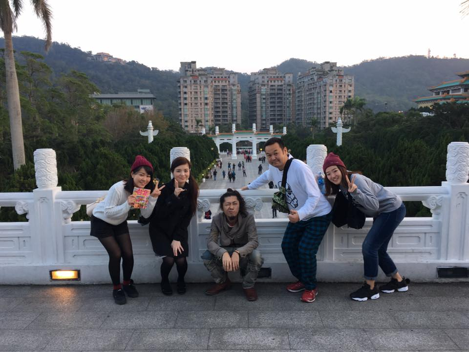 台湾社員旅行