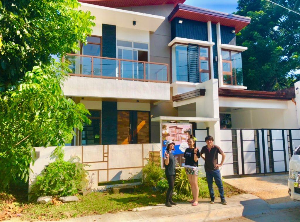 フィリピンの住宅
