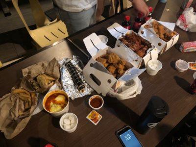 韓国料理デリバリー