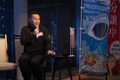 代表山本が第2回 BIZREAD交流会の公開インタビューに登壇しました。