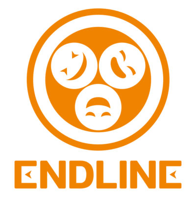 エンドラインロゴ